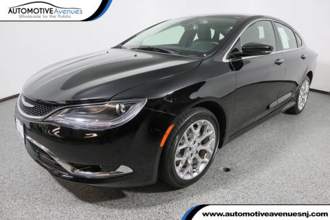 Pre-Owned 2015 Chrysler 200 4dr Sedan C AWD with Navigation & Sound Group I