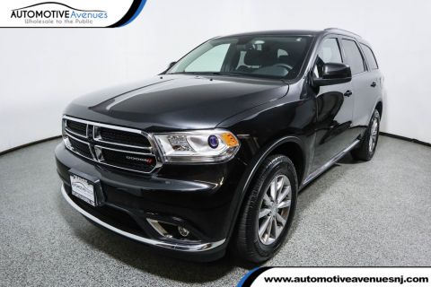 Pre-Owned 2016 Dodge Durango AWD SXT with Popular Equipment & Uconnect 8.4