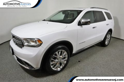 Pre-Owned 2015 Dodge Durango AWD 4dr Citadel