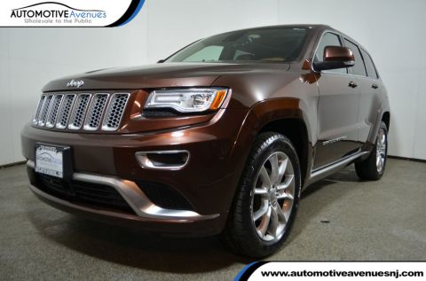 2015 Jeep Grand Cherokee 4WD 4dr Summit Four Wheel Drive SUV