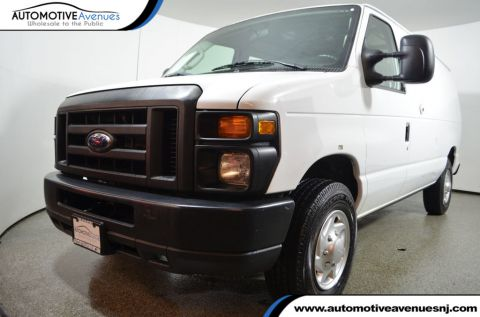 2011 Ford E-250 Natural Gas Conversion Rear Wheel Drive Van