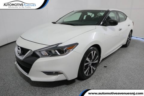 Pre-Owned 2017 Nissan Maxima S 3.5L *Ltd Avail*