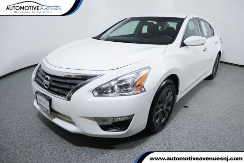 Pre-Owned 2015 Nissan Altima 4dr Sedan I4 2.5 Special Edition