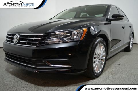 2016 Volkswagen Passat 4dr Sedan 1.8T Automatic SE Front Wheel Drive Sedan
