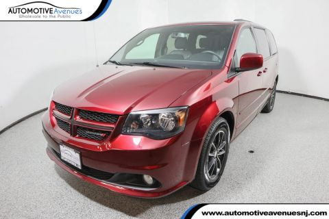 Pre-Owned 2017 Dodge Grand Caravan GT Wagon with Navigation