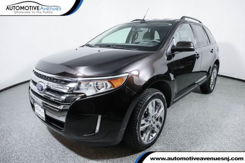 Pre-Owned 2014 Ford Edge 4dr SEL AWD with Leather, Navigation & 20 Inch Chrome Wheels