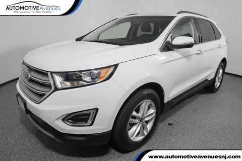 Pre-Owned 2015 Ford Edge 4dr SEL AWD with Equipment Group 201A and Technology Pkg