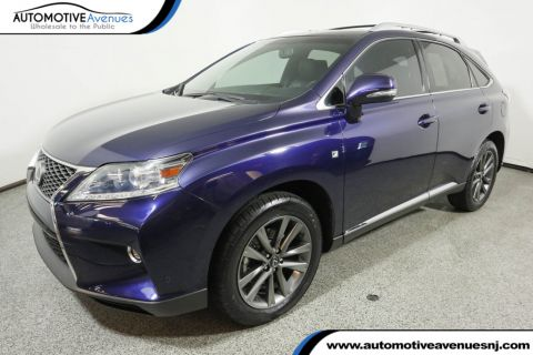 Pre-Owned 2015 Lexus RX 350 AWD F Sport w/ Mark Levinson Audio & Dual Screen Entertainment