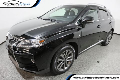 Pre-Owned 2015 Lexus RX 350 AWD 4dr F Sport With Navigation