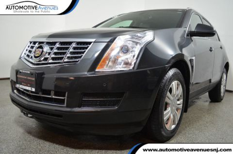 2014 Cadillac SRX FWD 4dr Luxury Collection Front Wheel Drive SUV