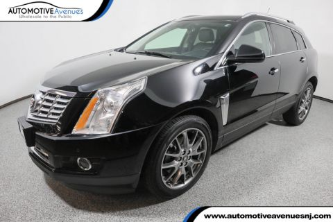 Pre-Owned 2015 Cadillac SRX AWD 4dr Performance Collection with 20 Inch Wheel Package