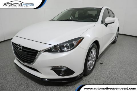 Pre-Owned 2015 Mazda3 4dr Sedan i Grand Touring with Navigation