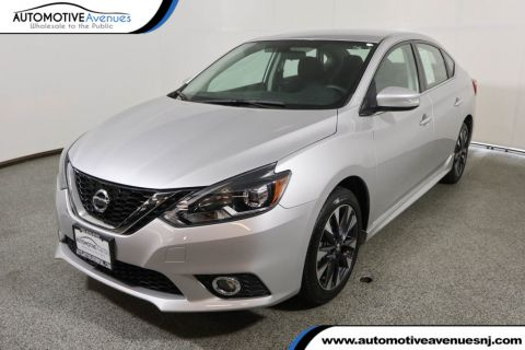 Pre-Owned 2017 Nissan Sentra SR with Driver Assist Package