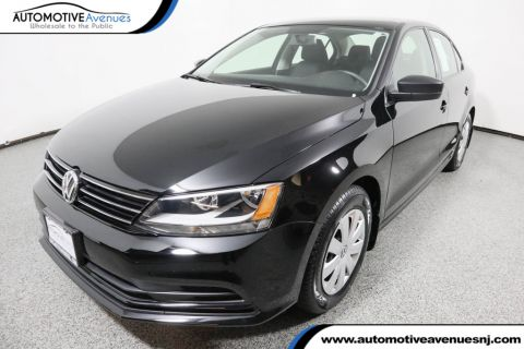 Pre-Owned 2016 Volkswagen Jetta Sedan 1.4T S w/Technology 4dr Manual