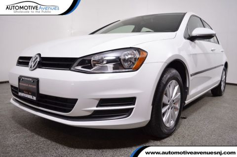 2016 Volkswagen Golf TSI S 4dr Hatchback Automatic Front Wheel Drive Sedan