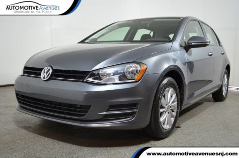 2016 Volkswagen Golf TSI S w/Sunroof 4dr Hatchback Automatic Front Wheel Drive Sedan