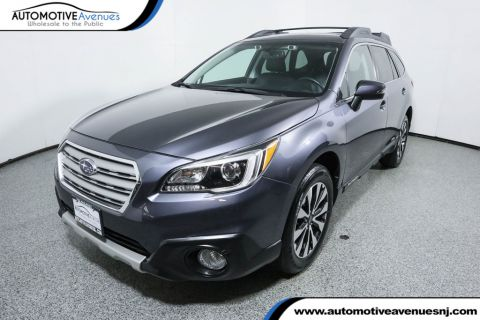 Pre-Owned 2016 Subaru Outback Wagon 2.5i Limited w/Moonroof, Keyless Access, Navi & Eyesight