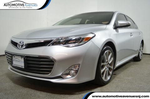 2014 Toyota Avalon 4dr Sedan XLE Touring Front Wheel Drive Sedan