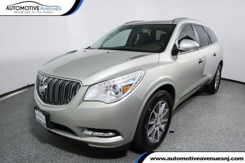 Pre-Owned 2013 Buick Enclave FWD 4dr Leather with Navigation and Sunroof
