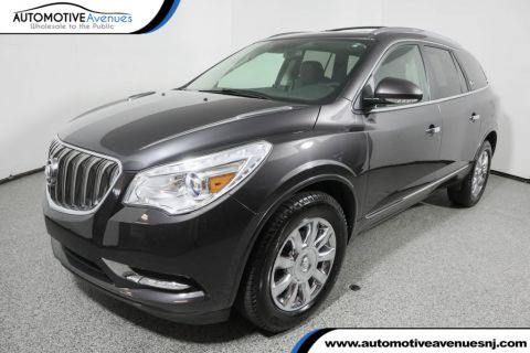 Pre-Owned 2015 Buick Enclave AWD 4dr Premium with Navigation & Dual Power Moonroof