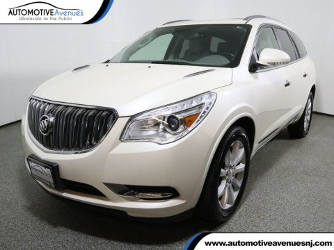 Pre-Owned 2015 Buick Enclave AWD 4dr Premium with Experience Buick Package
