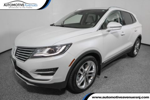 Pre-Owned 2015 Lincoln MKC AWD 4dr with Equipment Group 102A