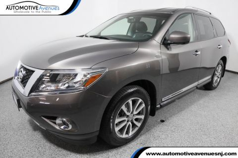 Pre-Owned 2016 Nissan Pathfinder 4WD 4dr SL with Tech Package