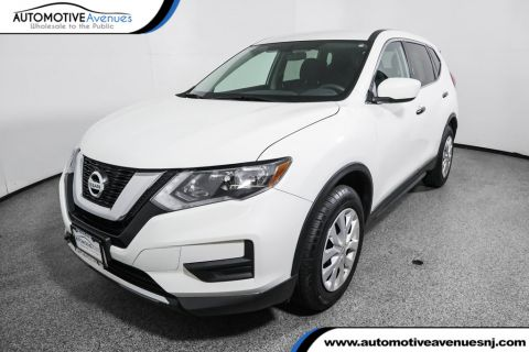Pre-Owned 2017 Nissan Rogue AWD S with Family Value Package (Third Row Seat)