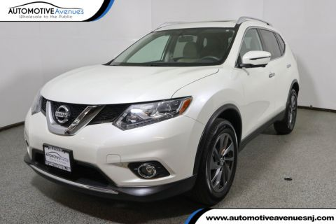 Pre-Owned 2016 Nissan Rogue AWD 4dr SL with Premium Package