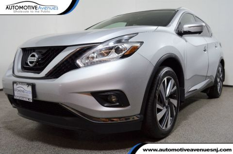 2015 Nissan Murano Platinum with Technology Package Front Wheel Drive SUV