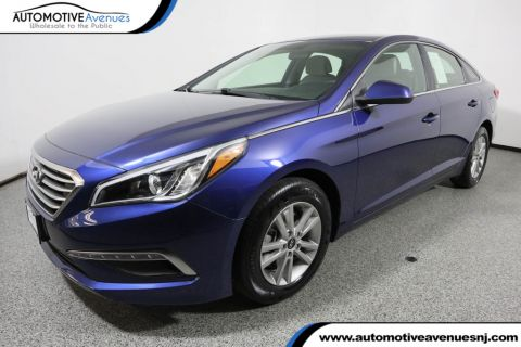Pre-Owned 2015 Hyundai Sonata 4dr Sedan 2.4L SE
