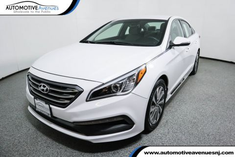 Pre-Owned 2016 Hyundai Sonata 4dr Sedan 2.4L Sport