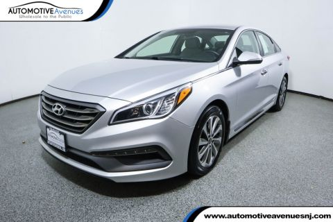 Pre-Owned 2015 Hyundai Sonata 2.4L Sport with Premium Package