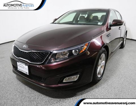 Pre-Owned 2015 Kia Optima 4dr Sedan LX
