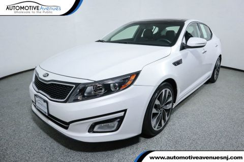 Pre-Owned 2015 Kia Optima 4dr Sedan SX Turbo with Premium Package