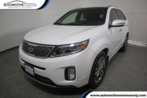 Pre-Owned 2014 Kia Sorento AWD 4dr V6 SX Limited