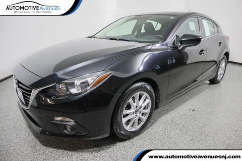 Pre-Owned 2015 Mazda3 5dr Hatchback Manual i Touring