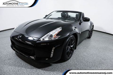 Pre-Owned 2016 Nissan 370Z 2dr Roadster Automatic