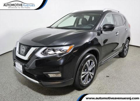 Pre-Owned 2017 Nissan Rogue AWD SL with Premium Package