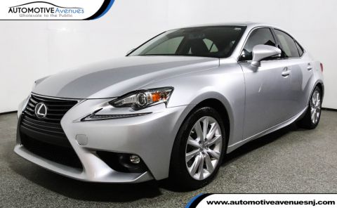 Pre-Owned 2016 Lexus IS 200t 4dr Sedan