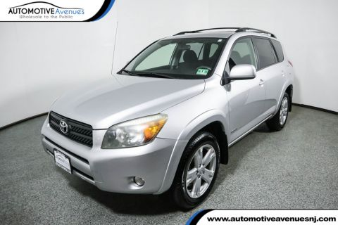 Pre-Owned 2008 Toyota RAV4 4WD 4dr 4-cyl 4-Speed Automatic Sport