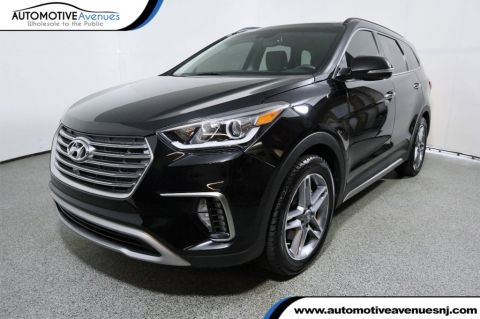 2017 Hyundai Santa Fe Limited Ultimate 3.3L AWD