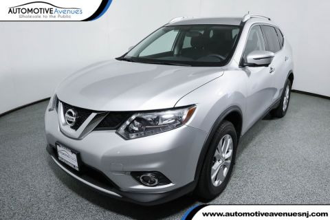Pre-Owned 2016 Nissan Rogue AWD 4dr SV with Premium Package