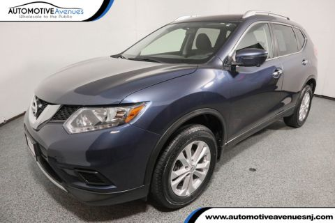 Pre-Owned 2016 Nissan Rogue AWD 4dr SV with SV Premium Package