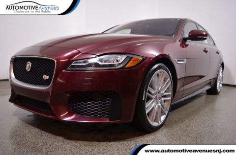 2016 Jaguar XF Sedan S AWD with Technology and Comfort & Convenience Packages