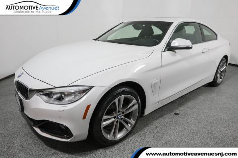 Pre-Owned 2016 BMW 4 Series 428i xDrive Premium w/Nav, Cold Weather & Driving Assistance Pkg
