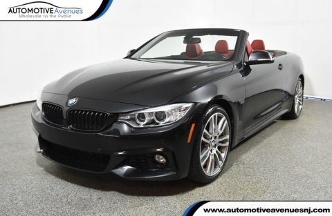 Pre-Owned 2015 BMW 4 Series 428i Cabriolet M-Sport w/ Driving Assistance Pkg & Navigation