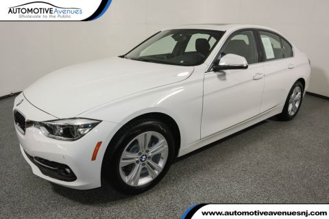 Pre-Owned 2018 BMW 3 Series 330i with Convenience Package and Blind Spot Detection