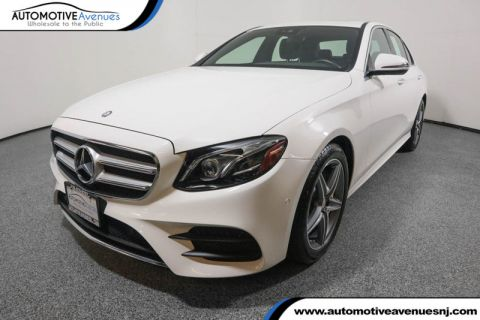 Pre-Owned 2017 Mercedes-Benz E-Class E 300 Sport with Premium 2 Package & Sport Wheel Package