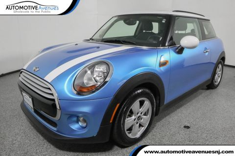 Pre-Owned 2015 MINI Cooper Hardtop 2 Door 2dr Cpe with Premium and Cold Weather Package